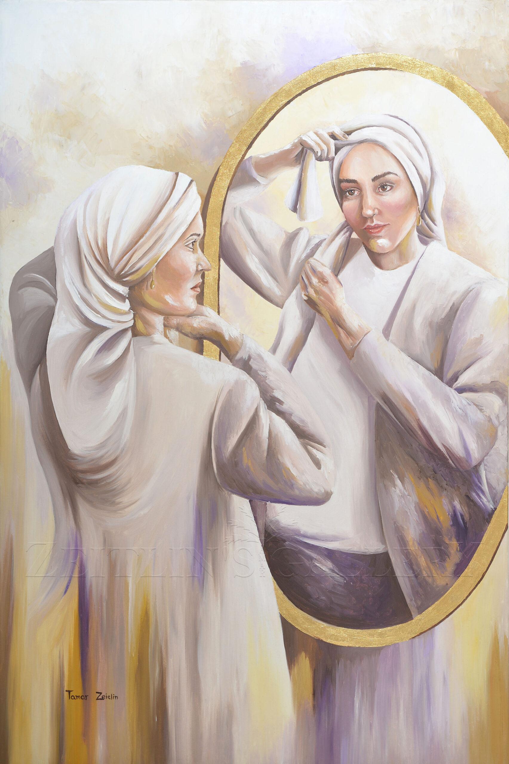 ציור אימא יהודיה