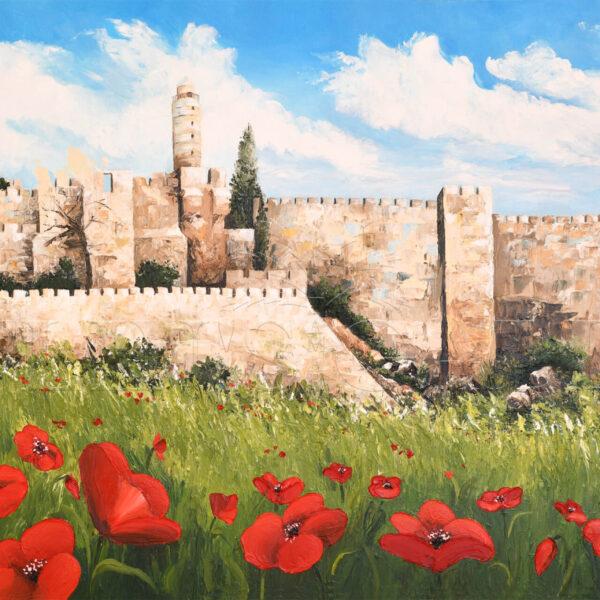 ציורי חומות ירושלים