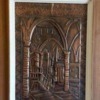 ריקוע בית הכנסת הארי בצפת